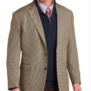 "OAK HILL BLAZER HOUNDSTOOTH / SPORT COAT ""NWT"""